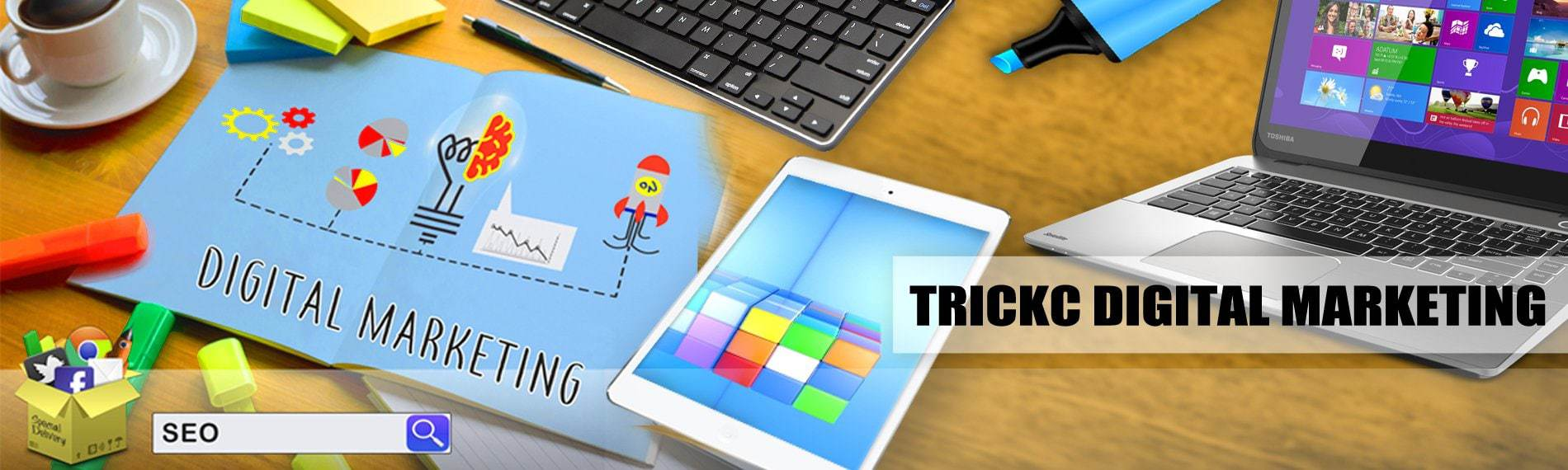 TRICKC Digital Marketing Services